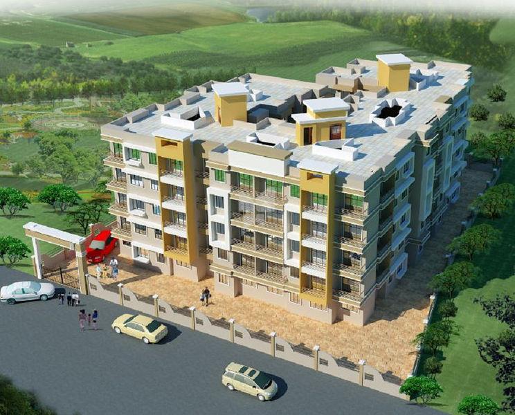 Siddhipriya Hira Residency - Elevation Photo