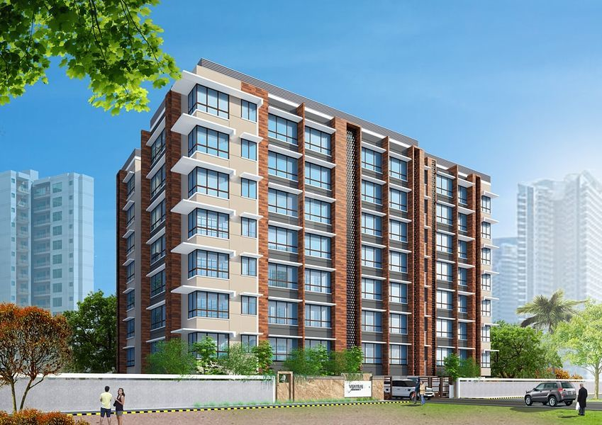 Matoshree Vijayraj Residency - Project Images