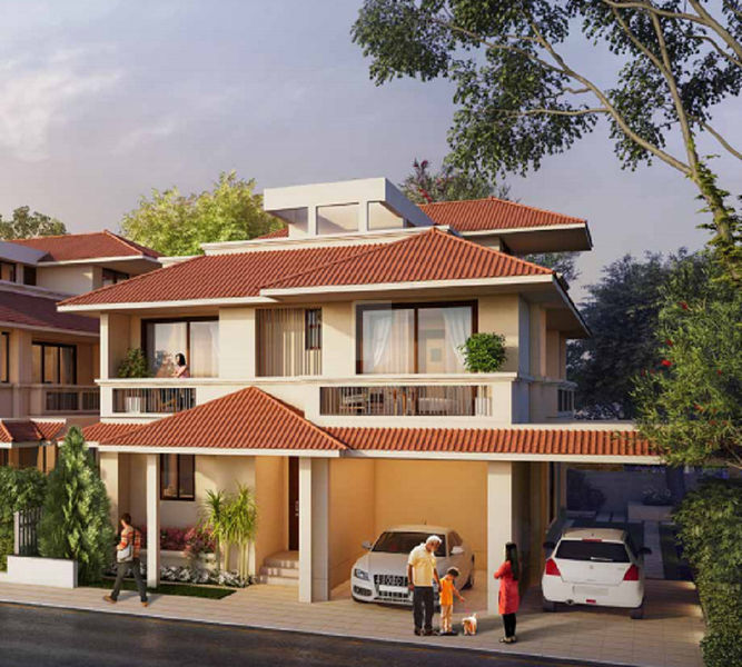 Adarsh Tranqville - Project Images