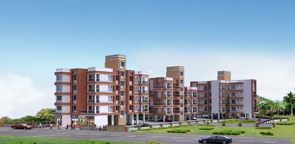 Pratham Tulip Residency - Elevation Photo