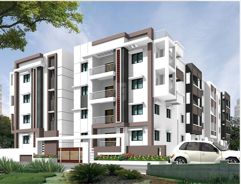 SK Brindavan - Elevation Photo