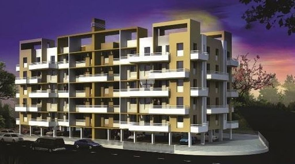B J Hulawale Laxmi Heights - Project Images