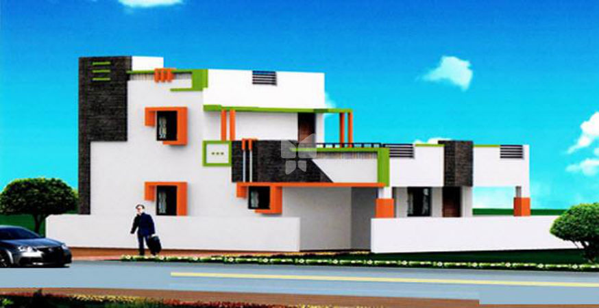 KAS Shree Jai Selvi Homes - Elevation Photo