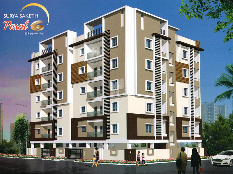 Surya Saketh Pearl - Project Images