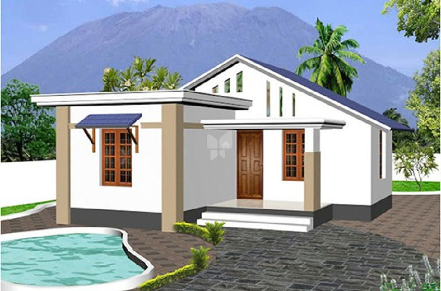 ALS Kovaipudur House - Elevation Photo