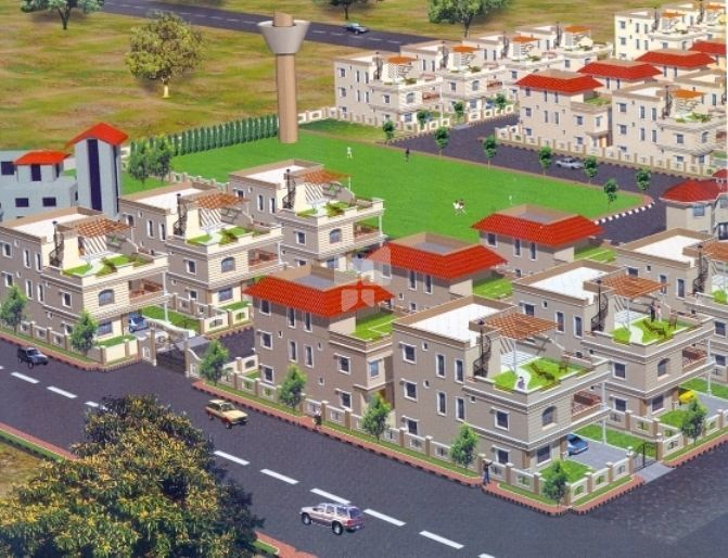 Bhavya Alluri Meadows - Project Images