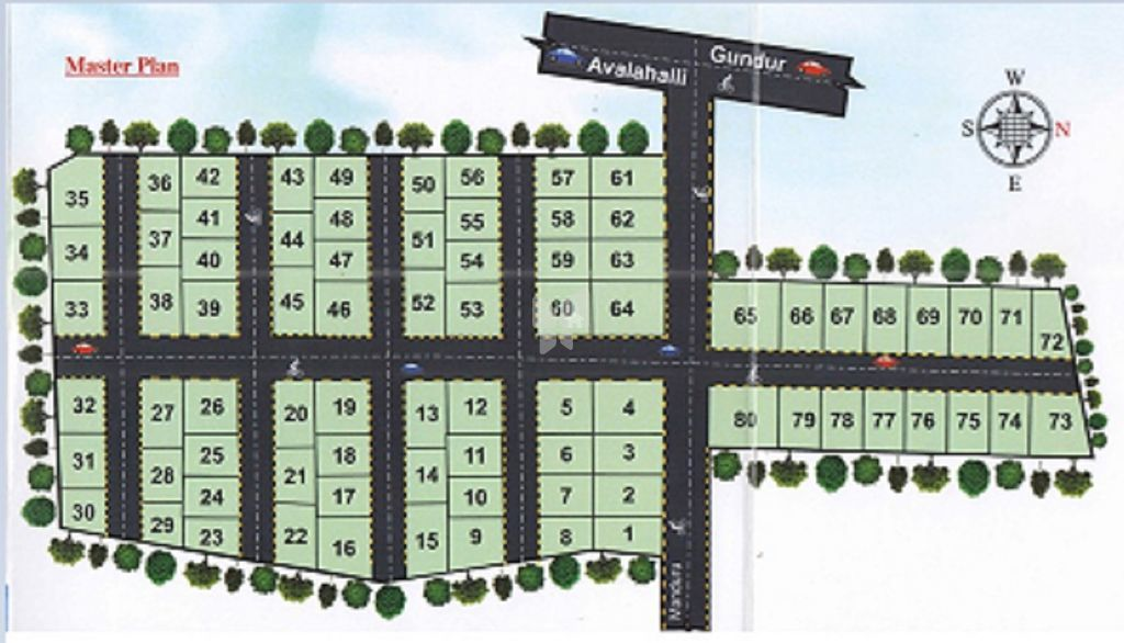 Sizzle Park Fields - Master Plan