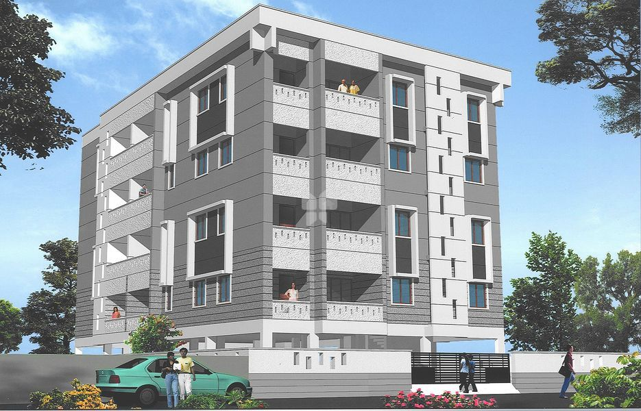 SIS Vigneswara Apartments - Elevation Photo
