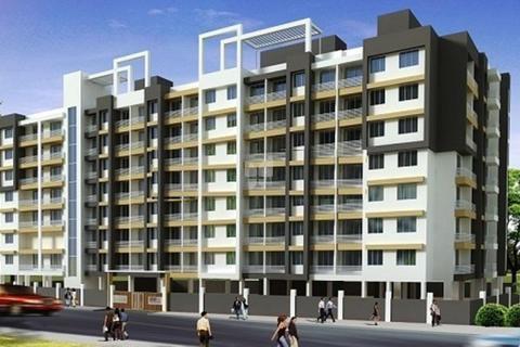 2 BHK Apartments in Vinayak Gokul Dham Complex, Dombivli