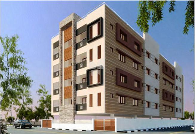 Dakshin Orange Apartments - Project Images
