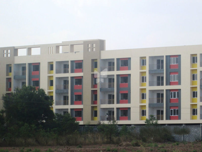 Senthil Constructions Golden Gate - Elevation Photo