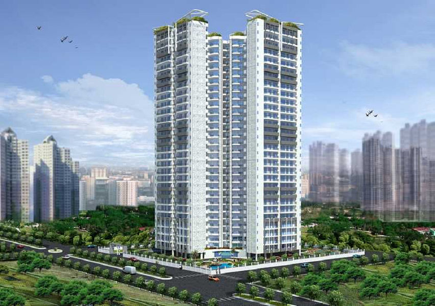 Nandini The Vasundhara Grand - Elevation Photo