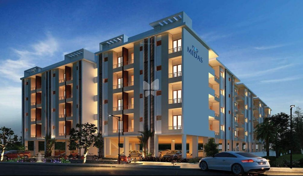Artha Neo Smart City - Elevation Photo