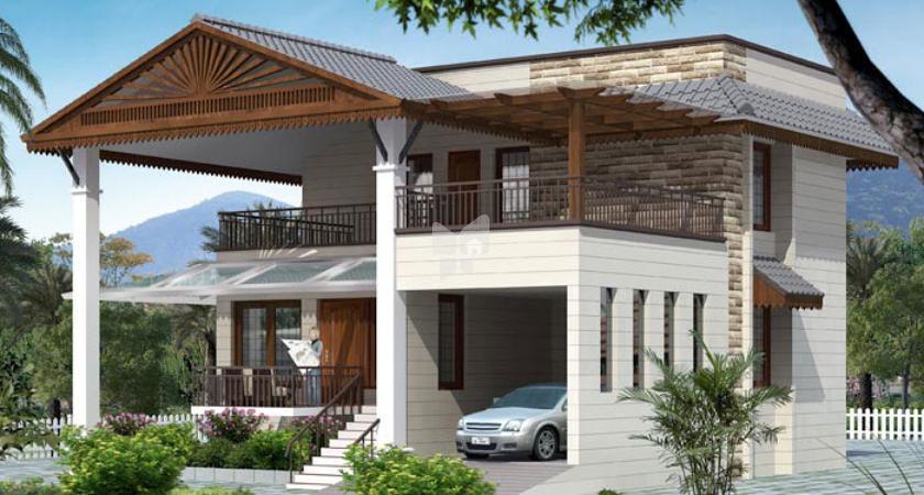 Adhitya Gardenia - Elevation Photo