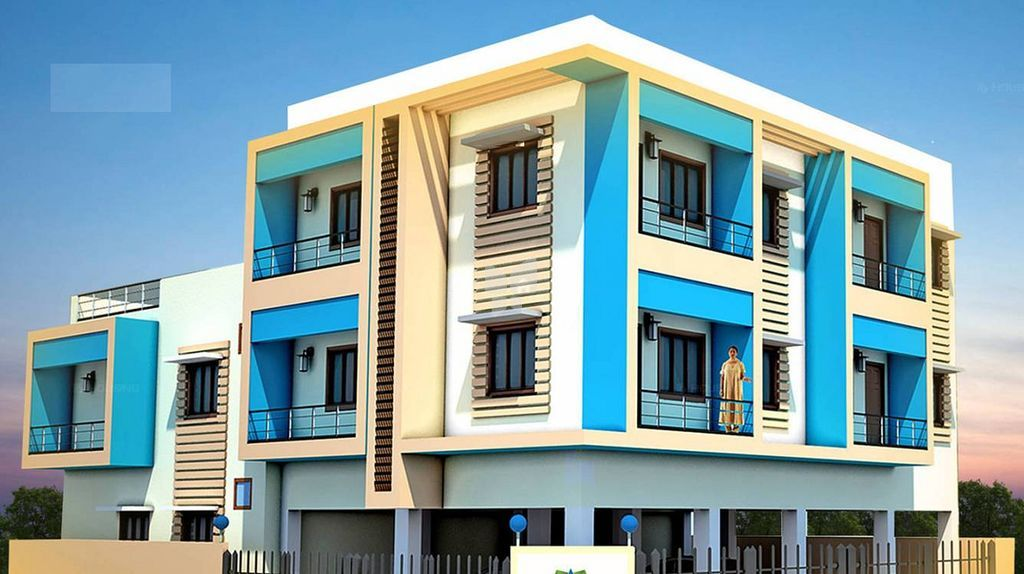 ASK Sri Parvathi Homes - Elevation Photo
