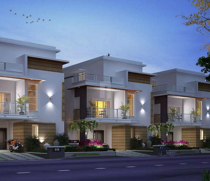 Vaishnavi Triumph Villas - Project Images