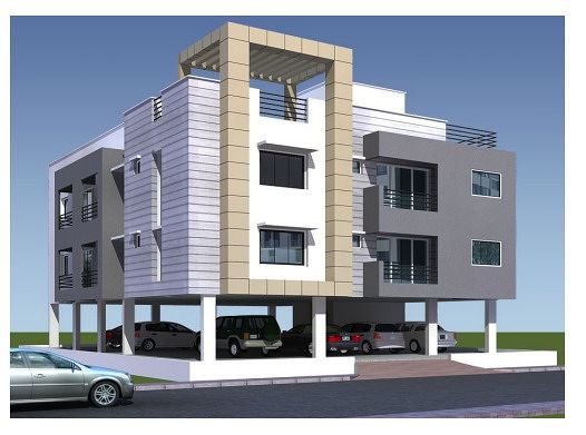 Aalaya Luxury Apartments - Project Images