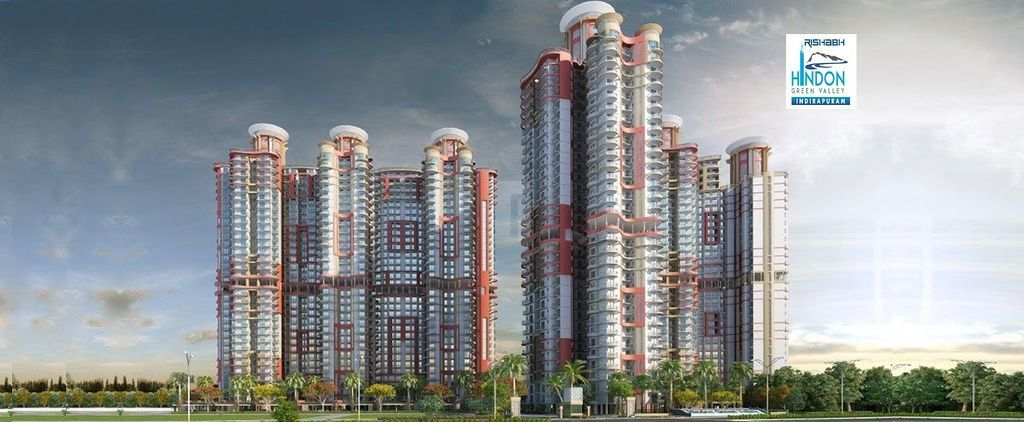 Rishabh Hindon Green Valley - Project Images