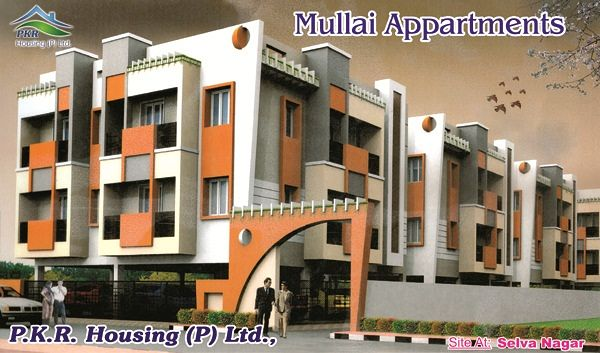 PKR Housing Mullai - Elevation Photo