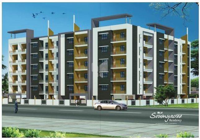 SLV Soumyasree Residency - Elevation Photo