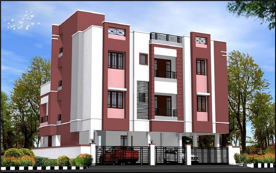 Vishnu Thulasi Enclave - Project Images