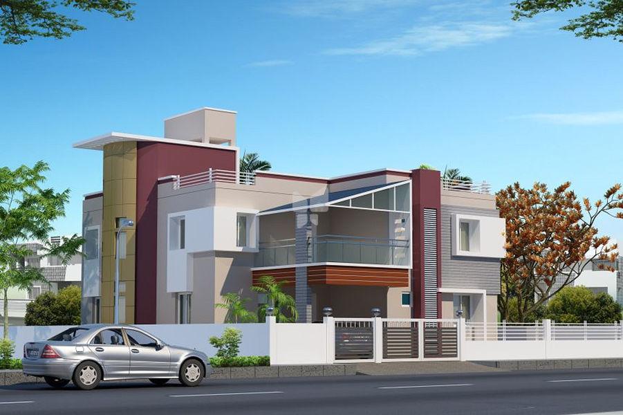 Venkat Maragatha Villa - Project Images