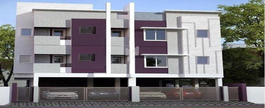 Yasodha Enclave - Elevation Photo