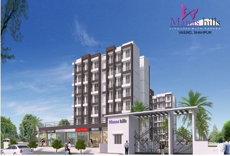 Aadinath Manas Hills - Project Images