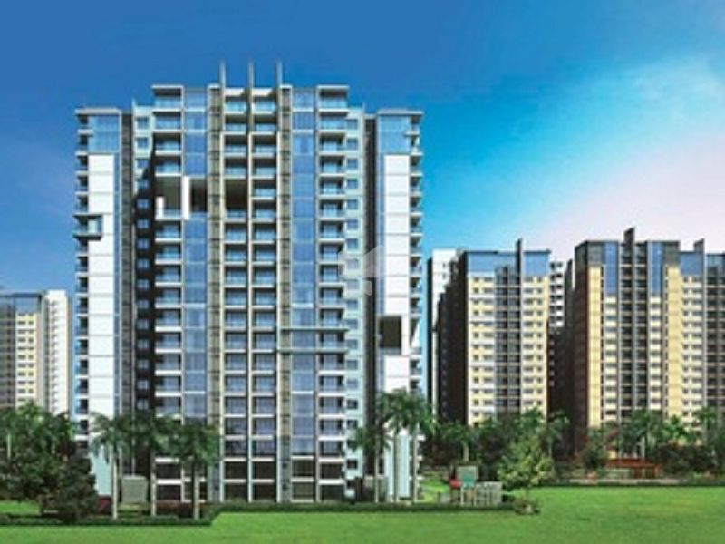 Shapoorji Parkwest Phase 2 - Elevation Photo