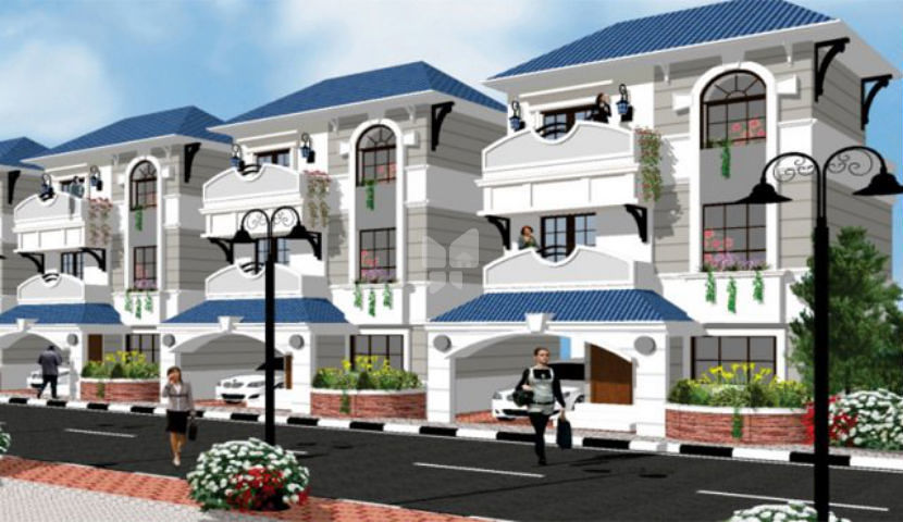 Manju Royal Splendour Villa - Project Images