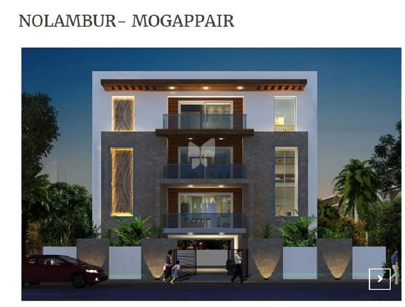 Capital Mogappair - Elevation Photo