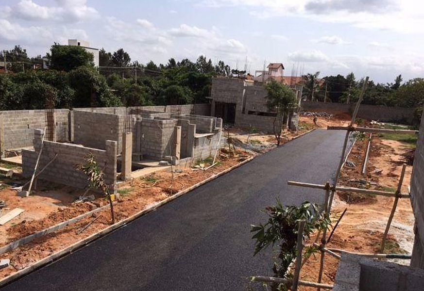 Achyutha Vaibhav Enclave - Project Images