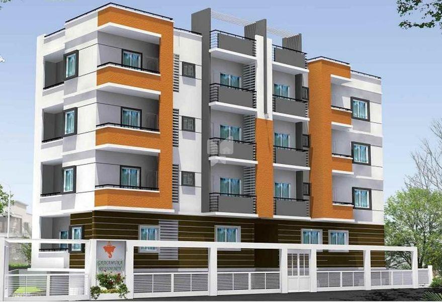 BK Gajamukha Residency - Elevation Photo