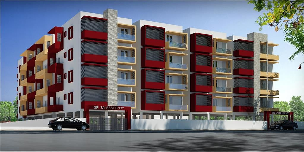 Sai Residency - Elevation Photo
