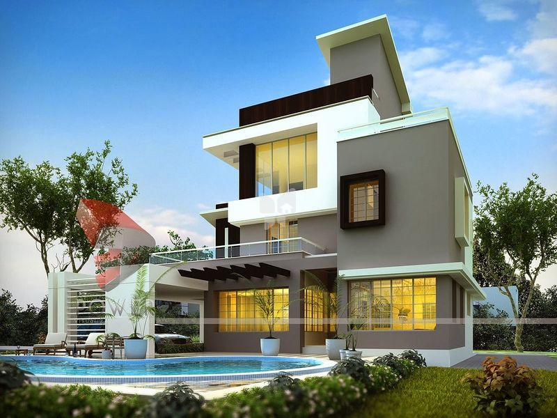Varsha Twin Bungalows - Project Images