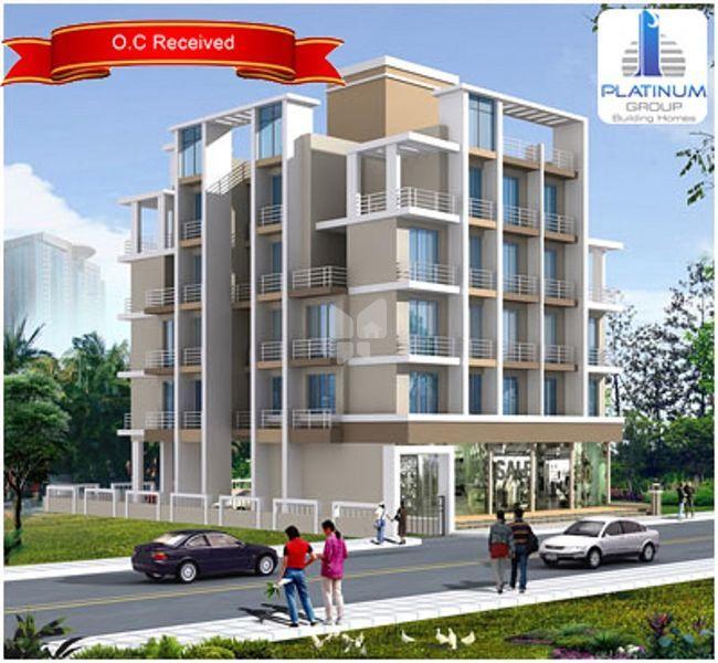 Platinum Om Sai Apeksha - Elevation Photo