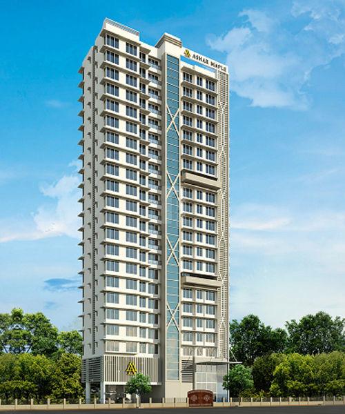 Ashar Maple Phase 1 Building No. 2 - Elevation Photo