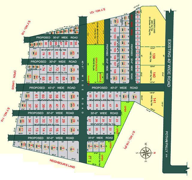 LR Green Homes - Master Plans