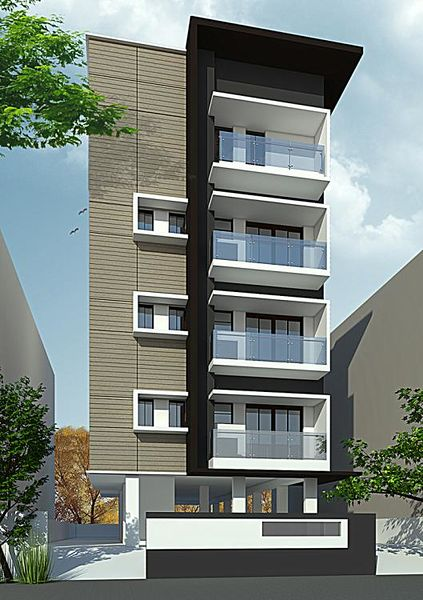 Residency Apartments - Elevation Photo