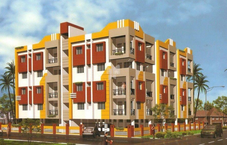 Bhoomatha Srinivasa Residency - Elevation Photo
