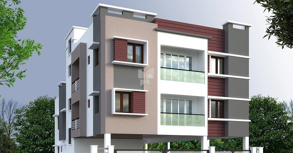 Sumangali Homes Crown - Elevation Photo