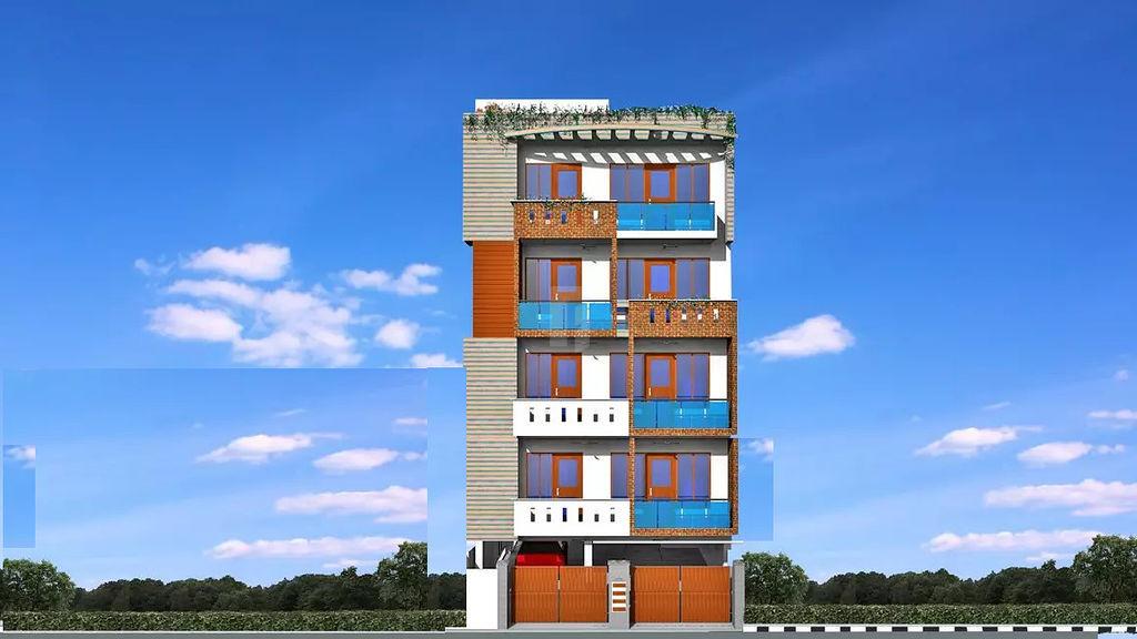 Gupta Floors 5 - Elevation Photo