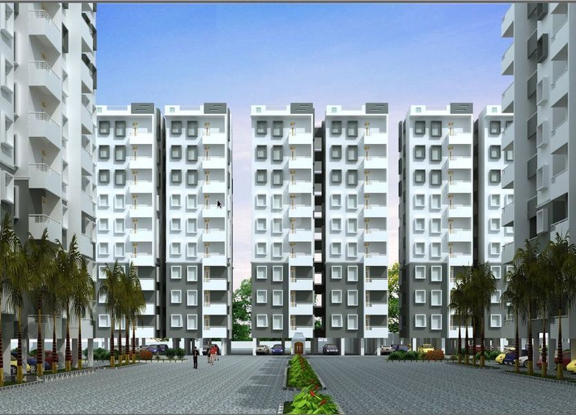 Aryan Hometec Palm Grove - Project Images
