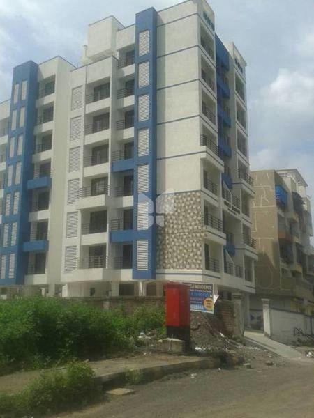 Solanki Shreeji Residency - Elevation Photo