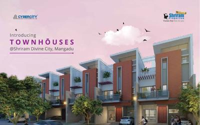 shriram-divine-city-townhouses-in-mangadu-elevation-photo-1qbg