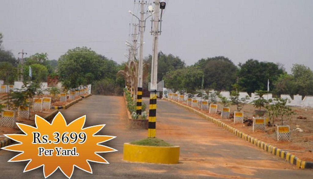Bhashyam Dream County - Elevation Photo