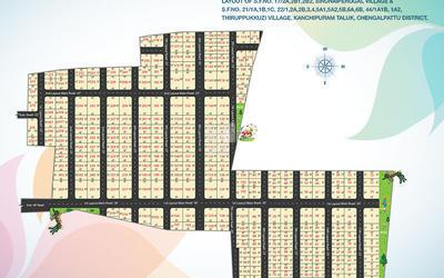 vip-new-town-phase-ii-in-kanchipuram-location-map-lyk