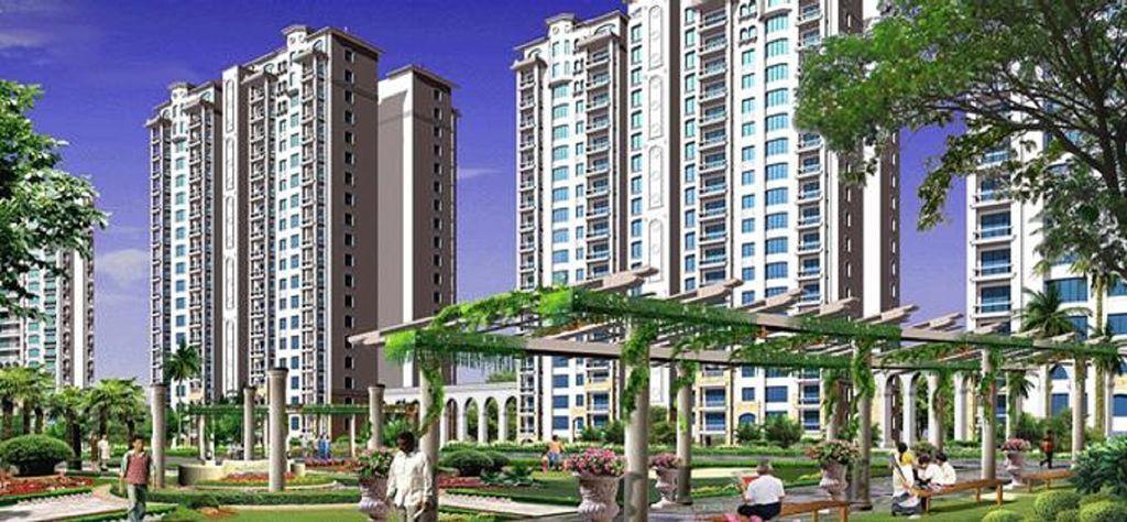 Amrapali Smart City - Project Images