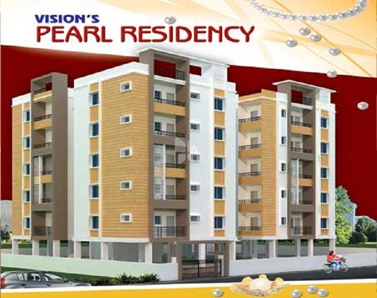 Vision's Pearl Residency - Elevation Photo