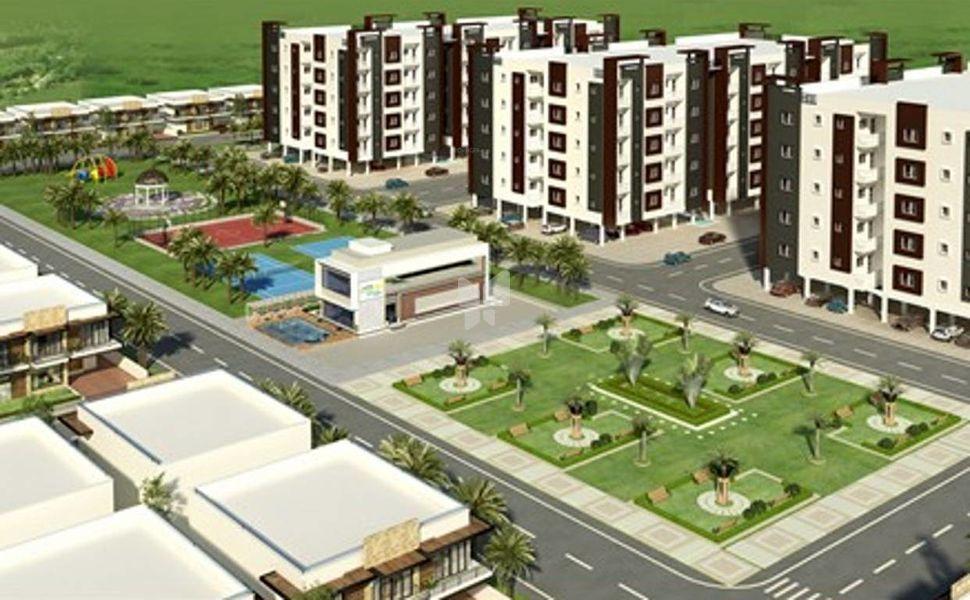 Dream Avenue Apartments - Project Images